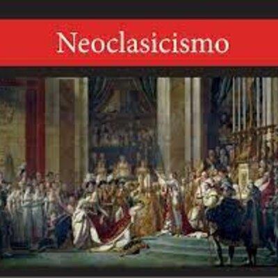 Neoclasicismo timeline