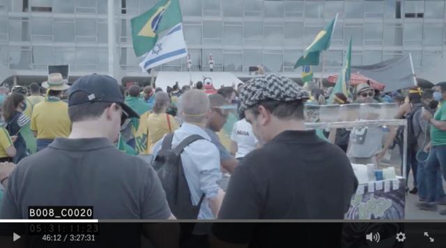 #17 Manifestação bolsonarista em Brasília