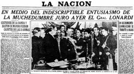 Revolución Libertadora y Democracias Condicionadas (1955-1966) timeline