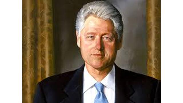 William Jefferson Clinton Elected