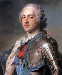 Mort de Louis XV