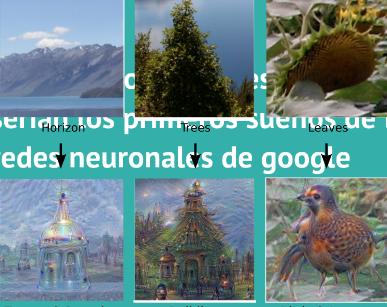 Redes neuronales de google