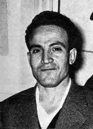 Historical figure: Labri Ben M'hidi