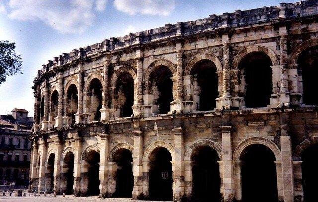 Antigua Roma (Año 43 d.C)