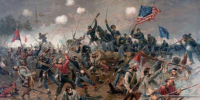 Fin De La Guerra Civil En Los Estados Unidos
