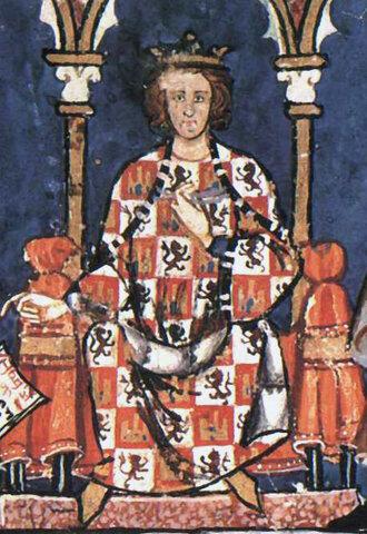 Inicia el reinado de Alfonso X de Castilla