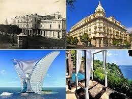 Hotelería (Siglo XX).