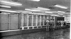 Primera Computadora Electromecanica