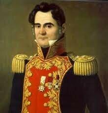 El pueblo mexicano elige cómo presidente al general Anastasio Bustamante.
