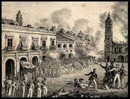 Francia bombardeó y bloqueó Veracruz y Tampico, obligando al país a endeudarse para pagar una indemnización muy injusta.