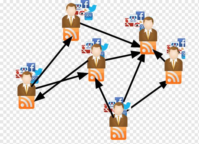 Creación del sistema de red descentralizada