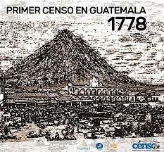 Inicio de la estadística en Guatemala