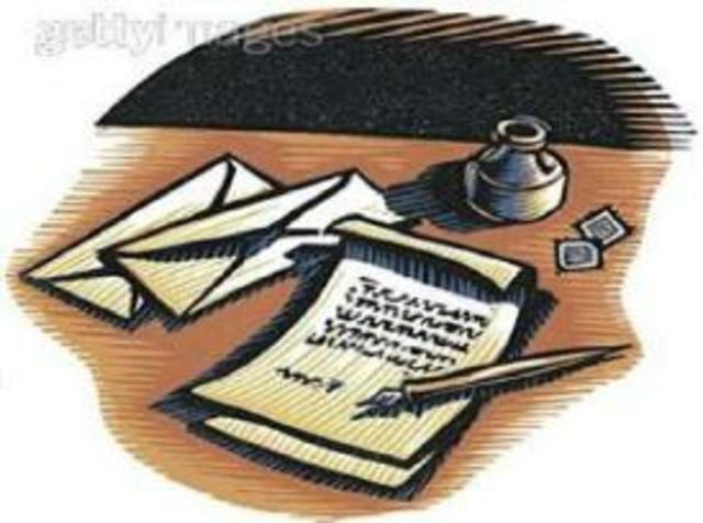 Definición de enseñanza por correspondencia.