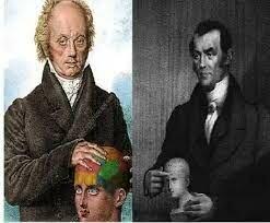 Frenólogos Franz Josef Gall (1758-1828) y Johan Casper Spurzheim (1776-1828) Desarrollaron más activamente las teorías localizacionistas de la actividad mental.