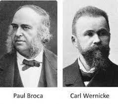 Monismo-Localizacionismo Figuras señeras en la historia de la Neuropsicología del lenguaje: Fueron Paul Broca (1824-1880) y Carl Wernicke (1848-1904).