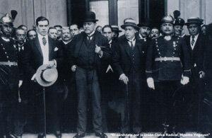 """sancionó la ley nacional de Elecciones N° 8.871, conocida como """"Ley Sáenz Peña"""""""