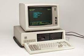 Aparecen  las primeras graficas de los computadores