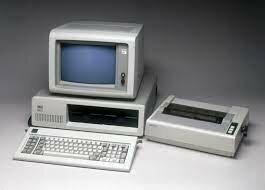 Primer PC en Chile