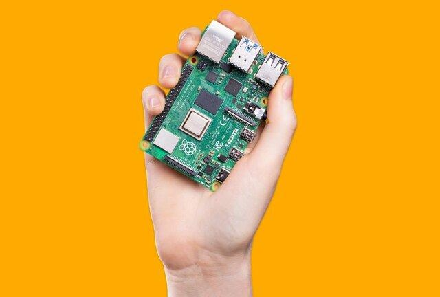 creación del microordenador