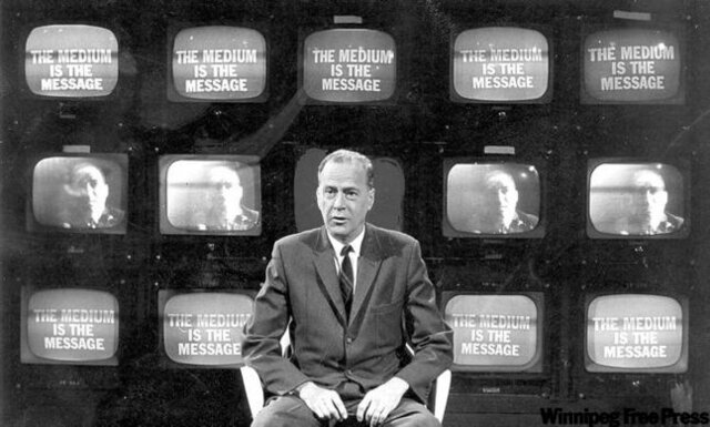 Predicción del Internet de McLuhan