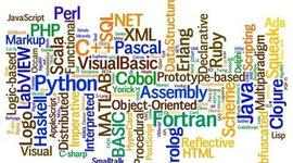 Influencias importantes sobre los lenguajes de programación y la nueva tecnología  timeline