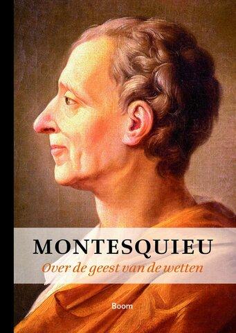 over de geest van de wetten ( Montesquieu )