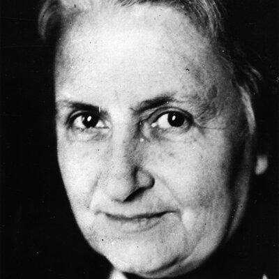 Maria Montessori - Her Life timeline
