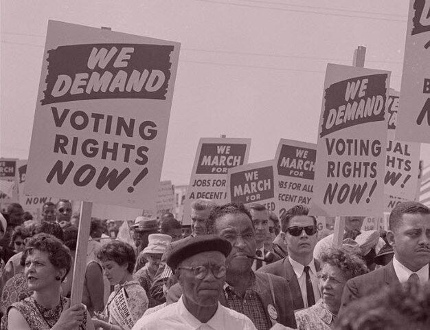 Document 8 : Le vote des Noirs