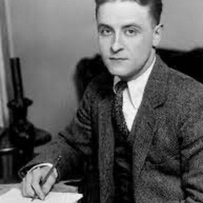 F. Scott Fitzgerald  timeline