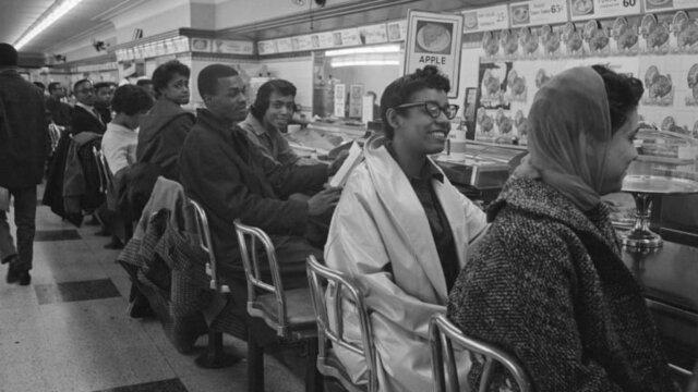 Document 1 : Des sit-in