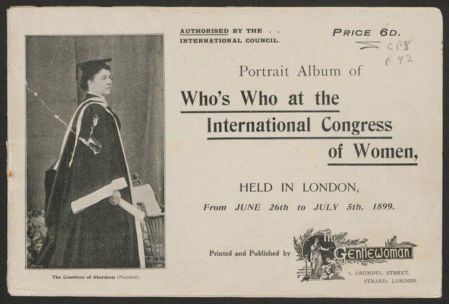 International Womens Congress