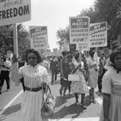 La reconnaissance des droits des Noirs aux États-Unis timeline
