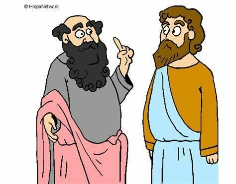 Sócrates y Platón (SIGLO IV a.c)