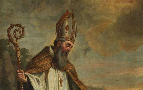 San Agustin (SIGLO IV - V) a.c