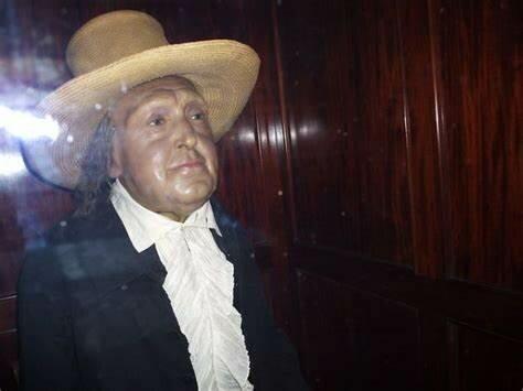 Jeremy Bentham (SIGLO XVIII - IXX)