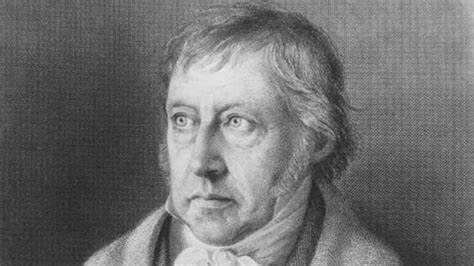 Georg Wilhelm Friedrich Hegel (SIGLO IXX)