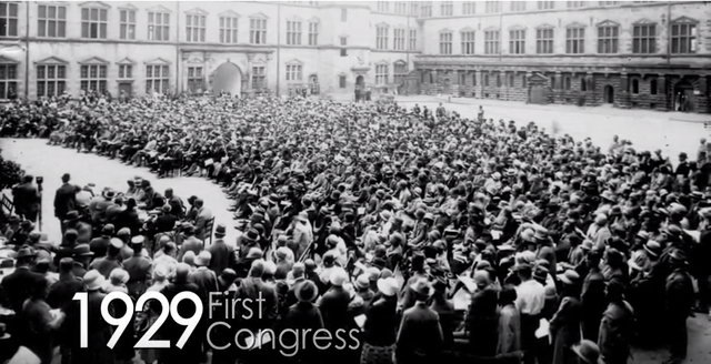 First International Montessori Congress in Denmark