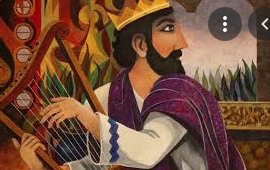 prophet Samuel anoints David as king of Israel