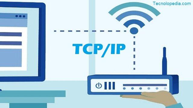 TCP/IP standard militar
