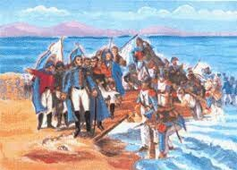 Escuadra Libertadora desembarcó en Paracas.