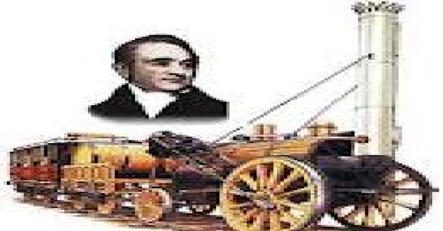 Locomotora de Stephenson