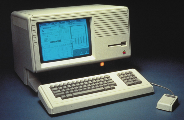 Computadora Personal Apple Lisa