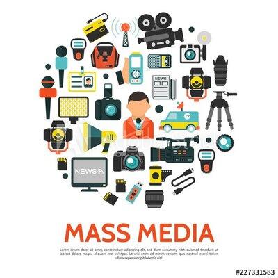 Mass Medias timeline