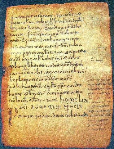 Glosas Emilianenses o Códice Aemilianensis 60