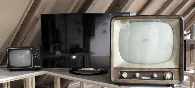 La creación de la televisión