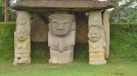 Cultura San Agustin timeline
