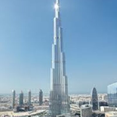 Burj Khalifa timeline