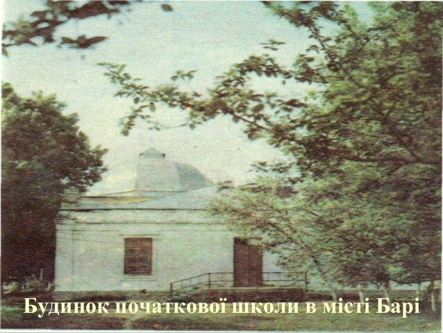 Початкова освіта Михайла Коцюбинського
