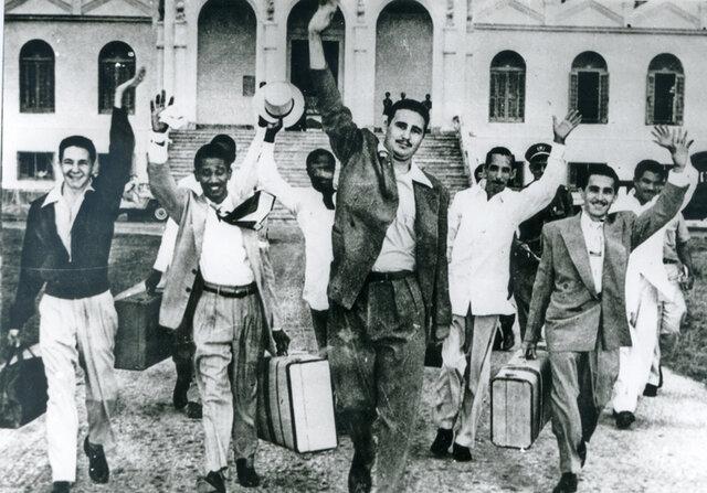 Batista's General Amnesty, Castro is Released