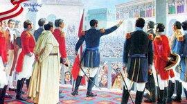 La independencia del perú timeline